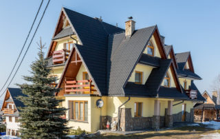 Pensjonat u Hanki Murzasichle – Sylwester w górach 2018/2019