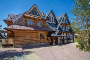 Apartamenty U Grażyny Małe Ciche – oferta na sylwester 2018/2019