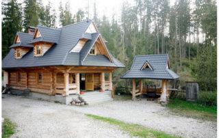 Szałas Góralski Pasternik Małe Ciche – Sylwester w górach 2018/2019